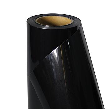Термо флекс 0,5мх25м PU черный