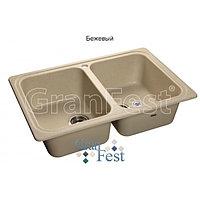Кухонная мойка GranFest Standart GF-S780K, фото 1