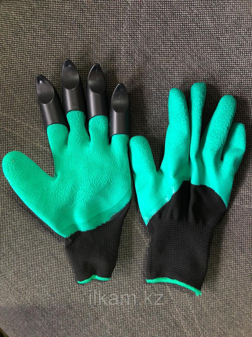 Перчатки огородника