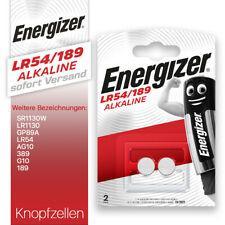 Батарейка Energizer LR54/189   LR1130    AG10