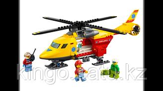 Конструктор Bela (LEGO) Вертолет скорой помощи