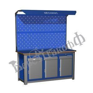 Верстаки столы и тумбы серии MECHANIC (нагрузка до 3000 кг)