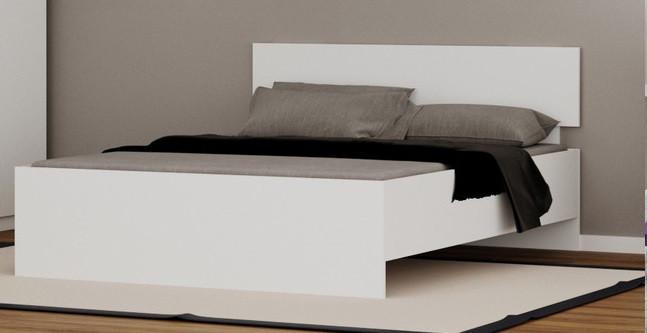 """Кровать """"Медина"""" Белый"""