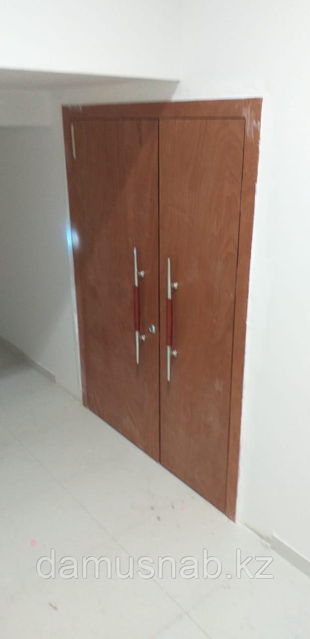 Двери противопожарные деревянные