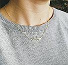 Серебряная подвеска Созвездие (Дева)  Brosh Jewellery (Серебро 925), фото 2