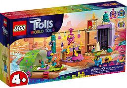 41253 Lego Trolls Приключение на плоту в Кантри-тауне, Лего Тролли