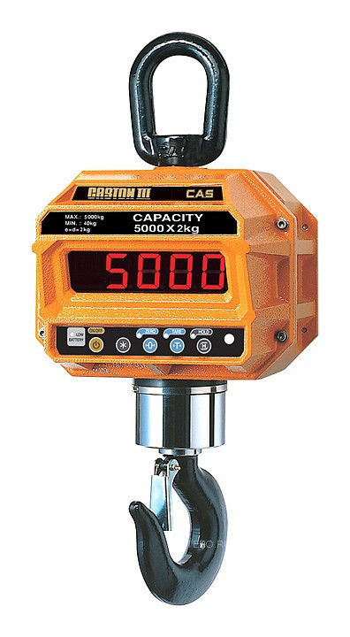 Крановые весы CAS Caston-III 15 THD TW-100