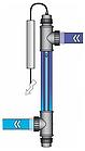 УФ-обеззараживатель Van Erp Blue Lagoon UV-C Tech 75000, 75 Вт, 16 куб.м/ч, фото 2