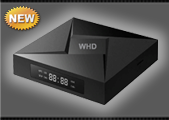 Рекламный плеер Ультра HD WHD 2408F-4K