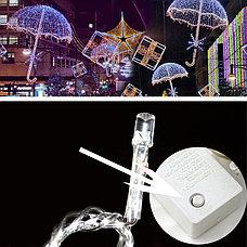 Гирлянда новогодняя 100 лампочек Ликвидация зимнего товара, фото 3