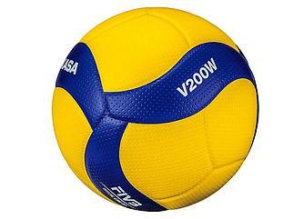 Мяч волейбольный Mikasa MVA 200 (New Original)