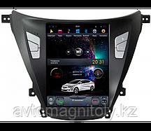 Магнитола CarMedia для Hyundai Elantra/AvanteTESLA STYLE