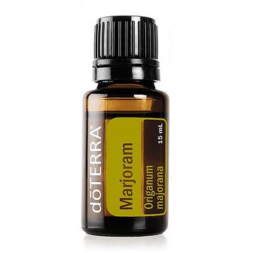 Сосудорасширяющее, спазмолитическое, седативное, отхаркивающее, мочегонное эфирное масло Майоран,15 мл
