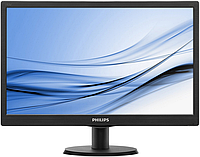 "Монитор ""PHILIPS"" 223V5LSB2/62, FHD/ TN/ 5 ms/ Черный, фото 1"