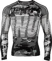 Рашгард с длинным рукавом Venum Tactical 3 в 1 (верх + компрессионные штаны + шорты)