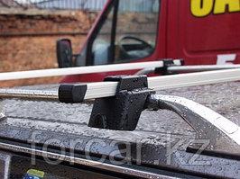 Комплект поперечин Atlant (Россия) эконом-класса на рейлинги (алюминиевые дуги)