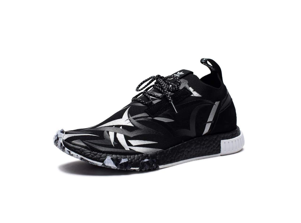 Кроссовки А черные