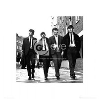 Фотопринт THE BEATLES MUSIC JOHN LENNON U.S.A — THE BEATLES, 40х40, SС0084