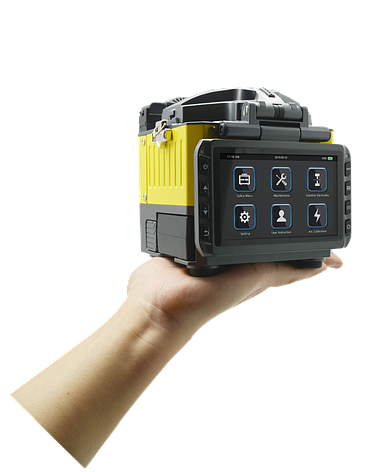 Автоматический сварочный аппарат FiberFox Mini 4S+, фото 2