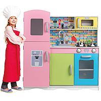 Какими бывают детские кухни