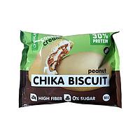Бисквитное печенье Chikalab - Chika Biscuit (Арахис), 50 г, фото 1