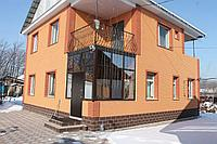 Фасадная панель Облицовочный кирпич (Фибробетон)