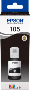 Чернила Epson C13T00Q140 для L7160/L7180 черный пигмент
