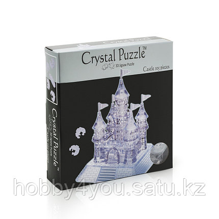 3D головоломка Замок, фото 2