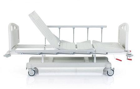 Кровати пациента механические, 2-я регулировками -MNB 220, фото 2