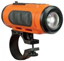 RITMIX SP-520BC Компактная акустика оранжевый-черный