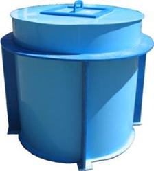 Полипропиленовый бак для воды 1 м3