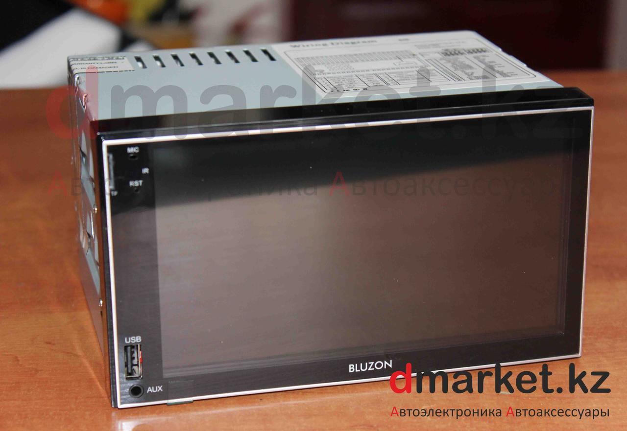 Автомагнитола Bluzon MHL-9101, 2DIN, USB, AUX, MP3, Bluetooth