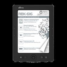 Ritmix RBK-616 Электронная книга цвет черный