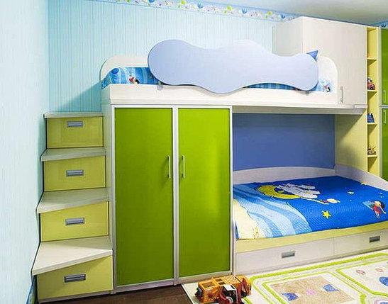 Двухъярусная кровать , фото 2