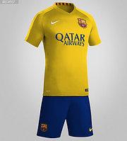 Футбольная форма ФК Барселона гостевая реплика