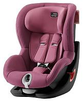 Автокресло Britax Römer King II Black Series Wine Rose Trendline, фото 1