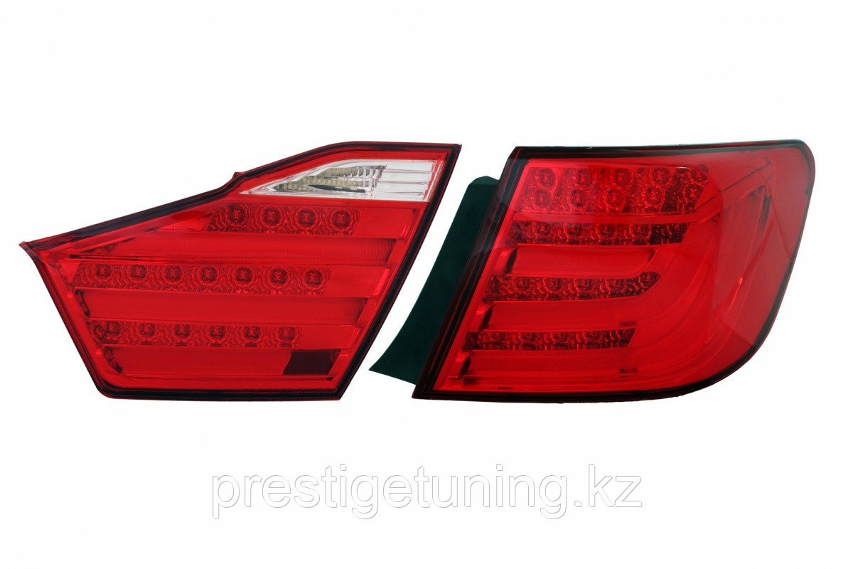 Задние Фары Toyota Camry V50 BMW Style Red Color
