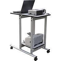 Проекционный столик UNIVERSAL 80x46/40x40