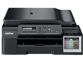 МФУ Brother DCP-T700W InkBenefit Plus (арт. DCPT700WR1)