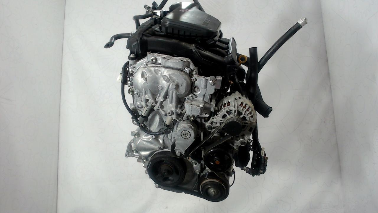 Двигатель (ДВС) Nissan Qashqai  2 л Бензин