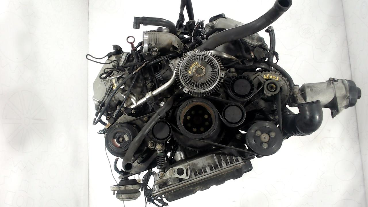 Двигатель (ДВС) BMW 7 E38  3 л Бензин