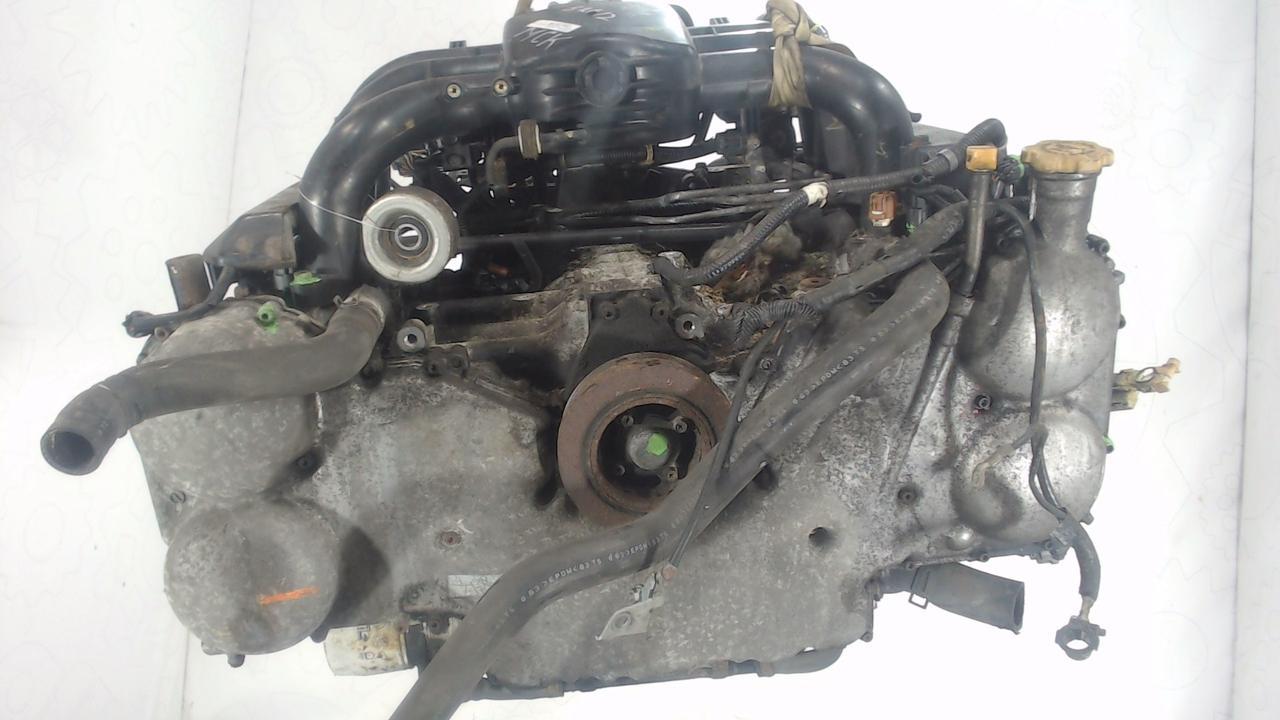 Двигатель (ДВС) Subaru Tribeca (B9)  3.6 л Бензин