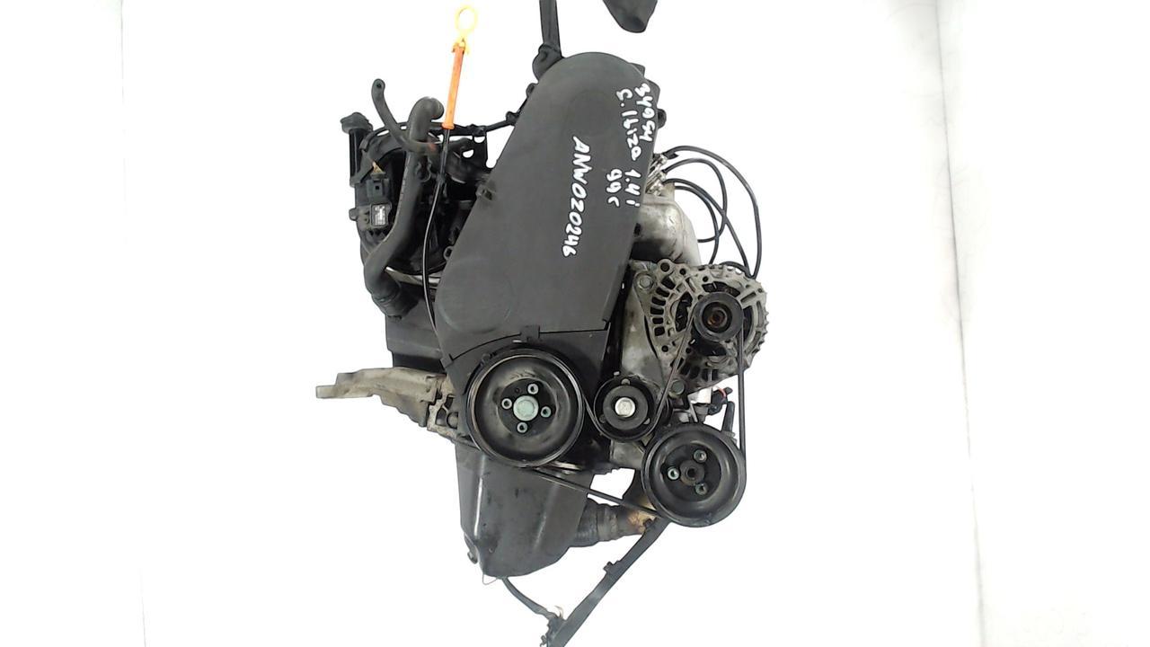 Двигатель (ДВС) Seat Ibiza 3  1.4 л Бензин