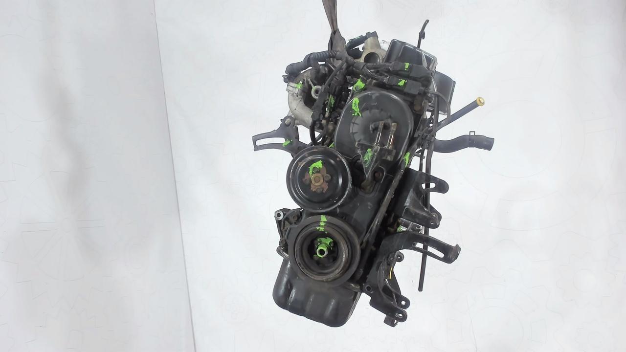 Двигатель (ДВС) KIA Picanto  1.1 л Бензин