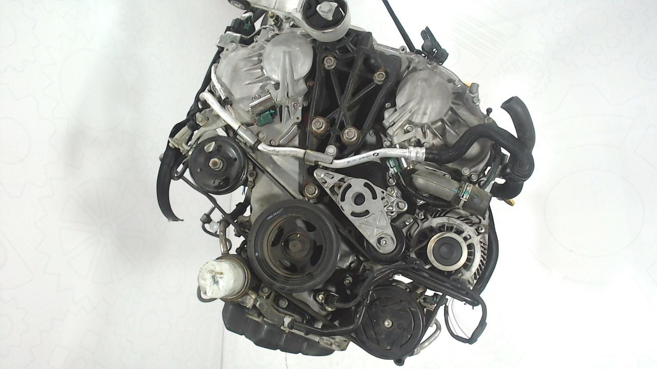 Двигатель (ДВС) Renault Latitude 2.5 л Бензин