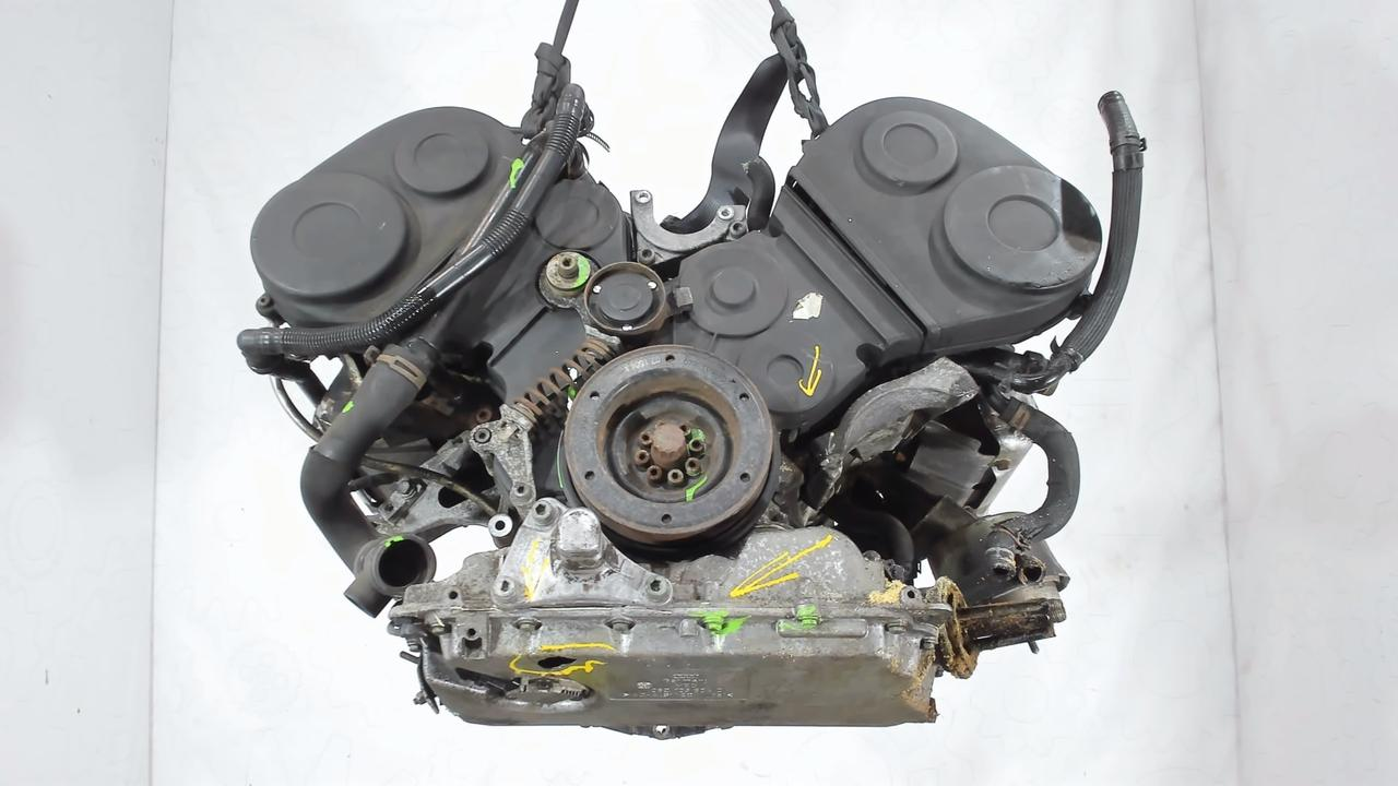 Двигатель (ДВС) Audi A4 (B6)  3 л Бензин