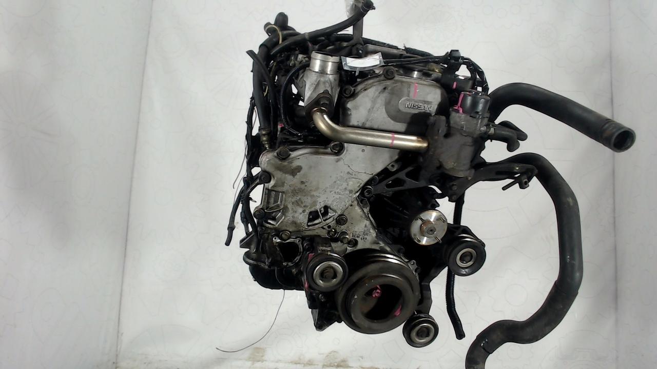 Двигатель (ДВС) Nissan Navara  2.5 л Дизель