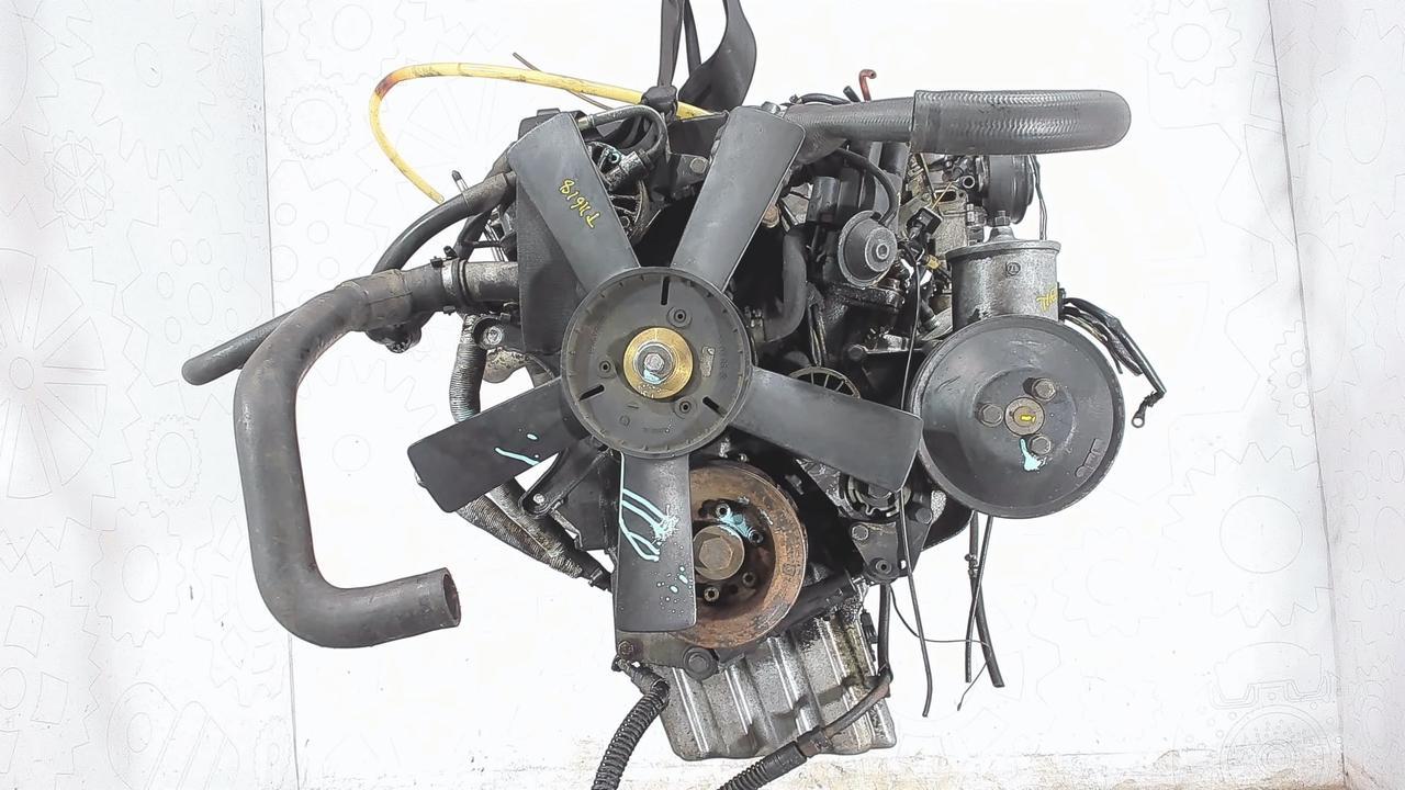 Двигатель (ДВС) Mercedes 1241984 2 л Бензин
