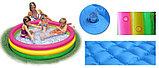 Надувной детский бассейн 114*25, фото 4