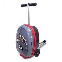 Самокат-чемодан Shark Zinc-Flyte